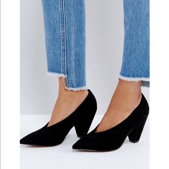 68d4a743ed ASOS Shoes   Shiraz Pointed Heels   Poshmark
